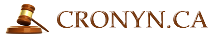 Cronyn